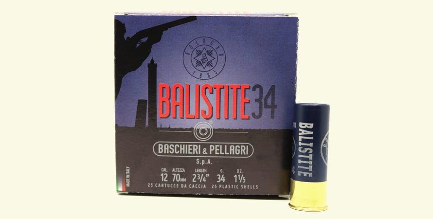 Balistite-34