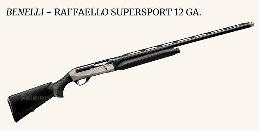 Benelli-Raffaello-SuperSport-12-Gauge