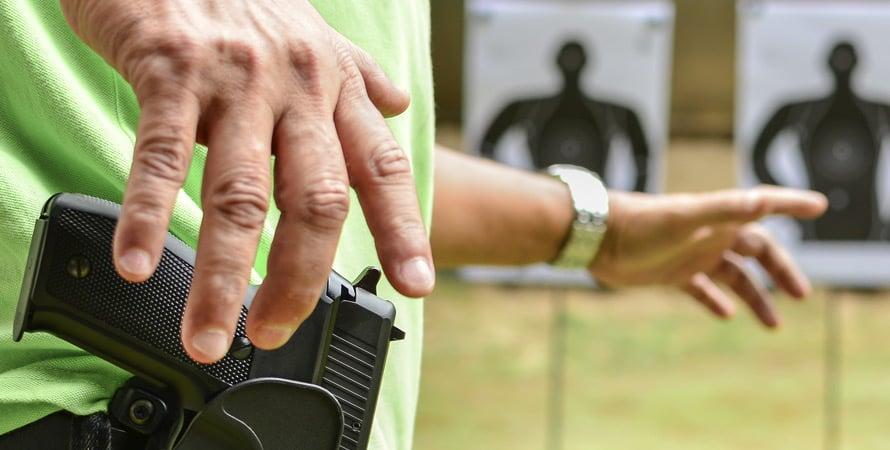Estrazione-Pistola-Fondina