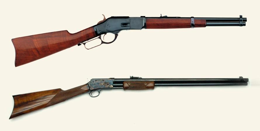 Fucile-Tiro-Western