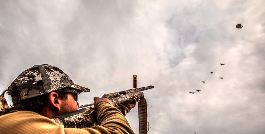 Geese-Hunting