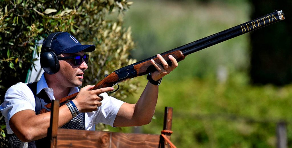 Length barrell compact sporting