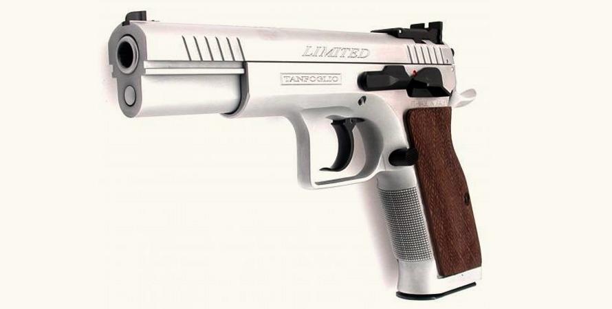 Pistola-Tanfoglio