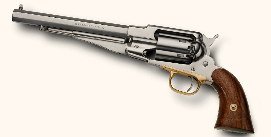 Pistola-West-Remington