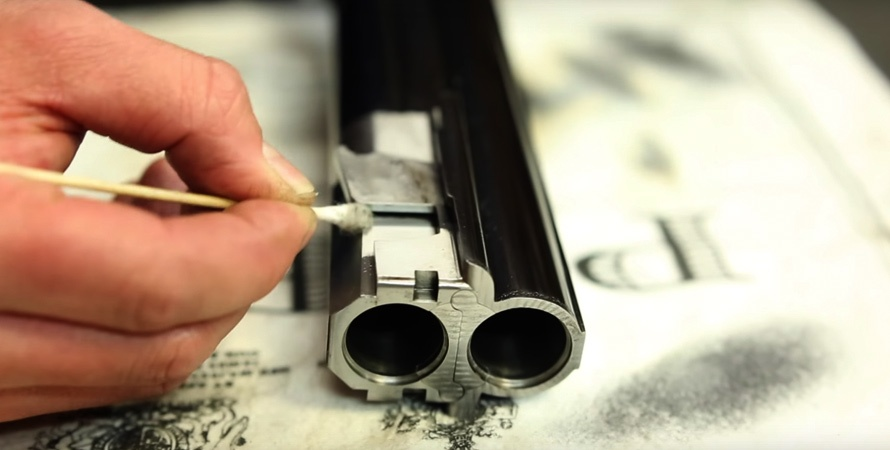 Cleaning your shotgun: neglect it at your own risk!