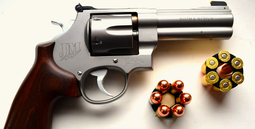 Revolver-Smith-Wesson