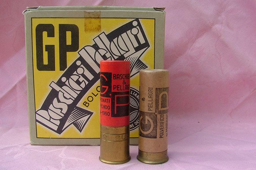 scatola storica polvere gp