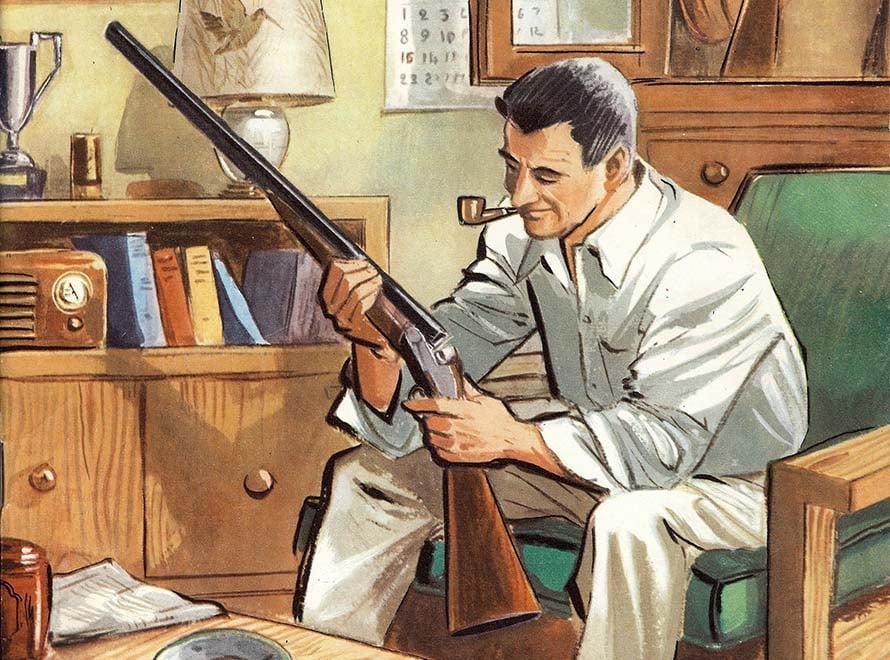 pulizia-fucile-caccia