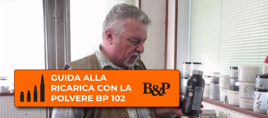 Video tutorial: nuova polvere BP 102