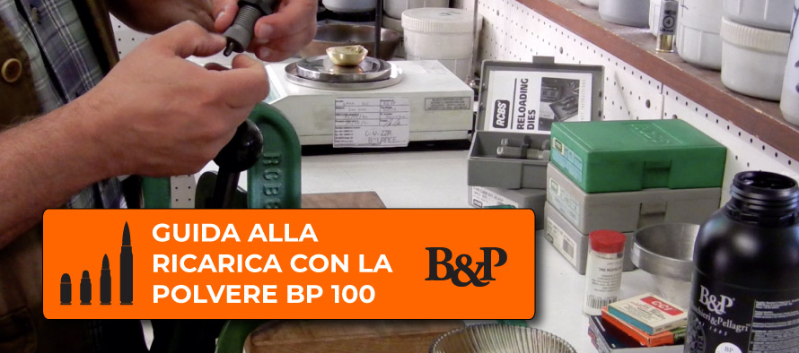 Video tutorial: nuova polvere BP 100