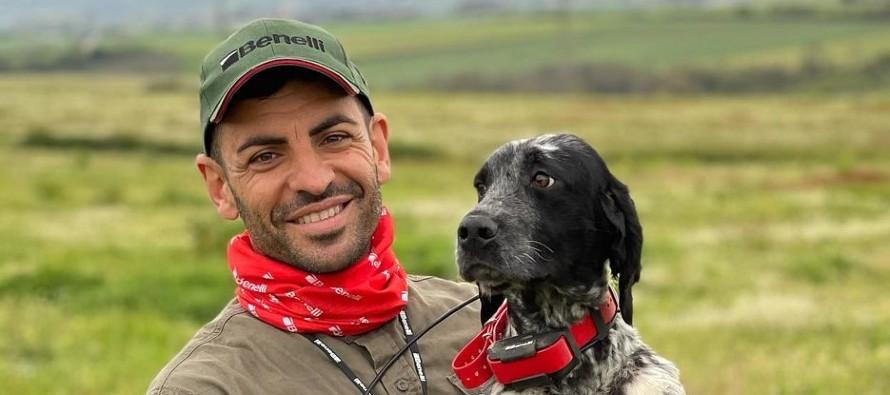 Legame cane cacciatore Davide De Carolis