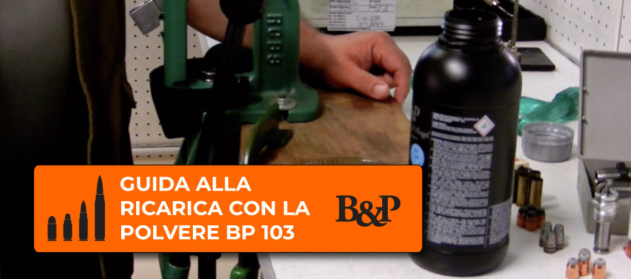 Video tutorial: nuova polvere BP 103