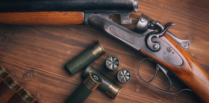 How to judge the condition of a secondhand smoothbore shotgun