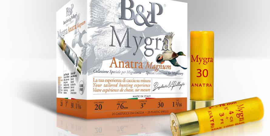 Analisi della nuova Mygra Anatra calibro 20