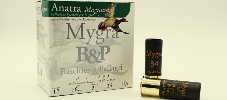 Nuova Mygra Anatra per la caccia in valle (senza piombo)